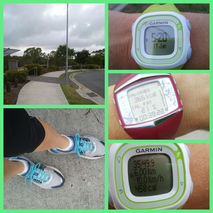 @jeybird8: Day 5/5 #CrackOfArse easy run at the wetlands! Ready for resolution run 11k this Sunday!