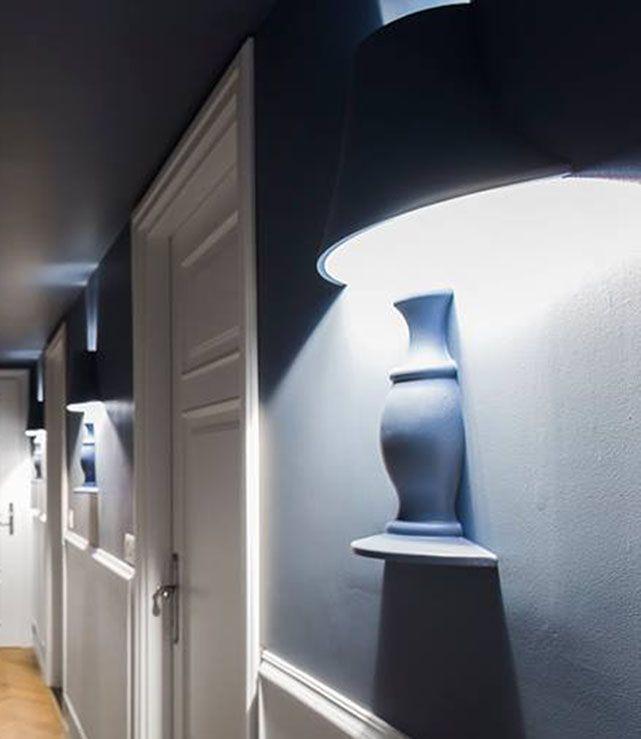 La luce disegna ogni istante della vita. *Glamp è Progettata per dare forma alla luce senza diventare protagonista dello spazio, vive in funzione di esso, celebrando l'ambiente circostante. www.bragliacontract.com