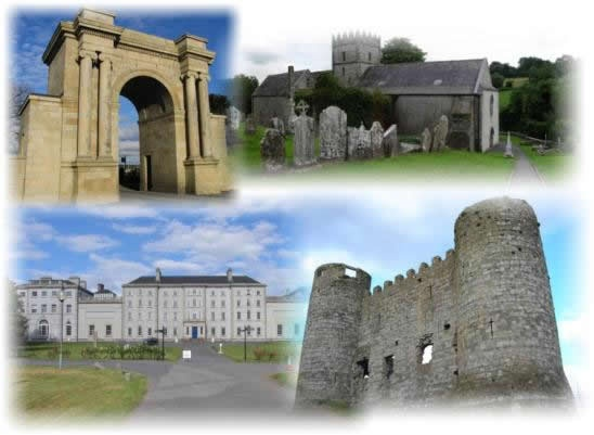 The County Museum is being developed by Carlow Local Authorities in association with the Carlow Historical & Archaeological Society (CHAS). The Museum contains a growing collection of over 5,000 items some of which are of national and international importance.
