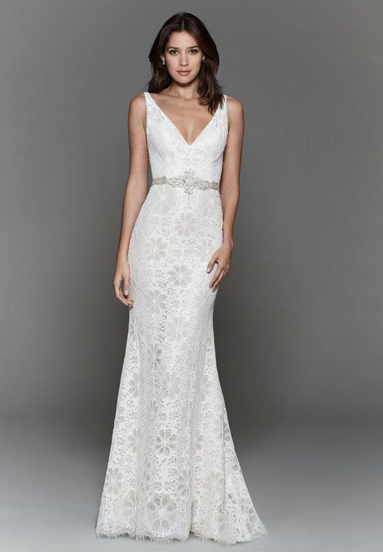 2706 Tara Keely Wedding Gown. Bridals by Lori Tara Keely Spring 2017