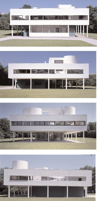 villa savoye essay In his 1947 essay the mathematics of the ideal villa, colin rowe compared the villa savoye to palladio's villa the mathematics of the ideal villa and other essays.