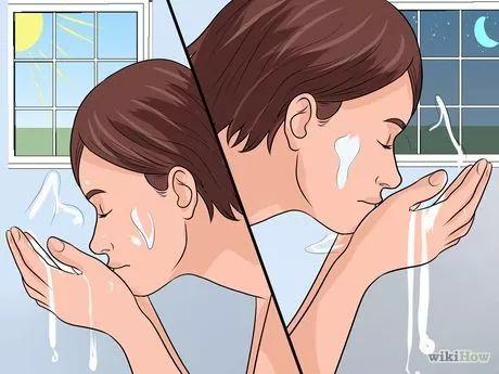 Bildtitel Get Rid of Large Pores and Blemishes Step 1