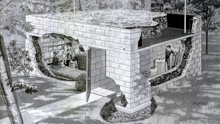 nuclear fallout shelter exercise The key is avoiding nuclear fallout  practice run for their $5,000 steel backyard fallout shelter in sacramento, calif, in 1961  in the nation's first live exercise meant to.