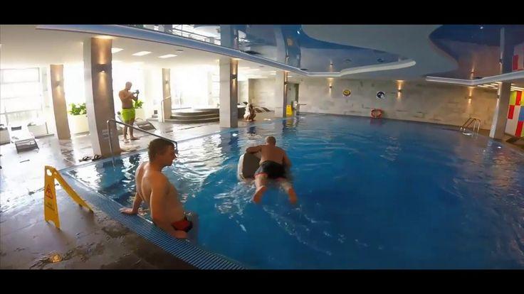 Radocza Park Hotel Active  Spa & Wodne deski elektryczne RAKTIVE