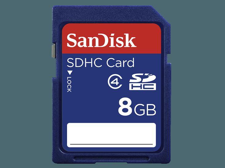 SANDISK 8 GB SDHC geheugenkaart Geheugenkaarten bestel online bij Media Markt
