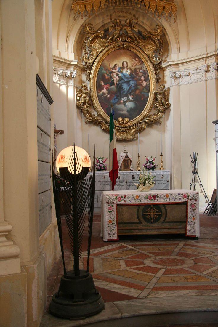 Sacrario dei Caduti #Bagnacavallo (foto Archivio Comunale)