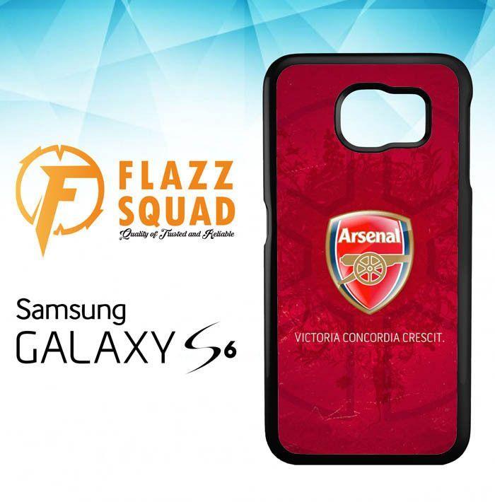 Arsenal Football Club Z4475 Samsung Galaxy S6 Case