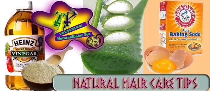 No Poo: Shampoo Alternatives
