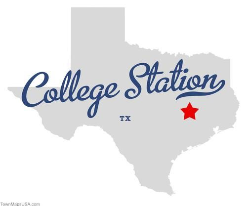College Station Texas Map | Business Ideas 2013 on