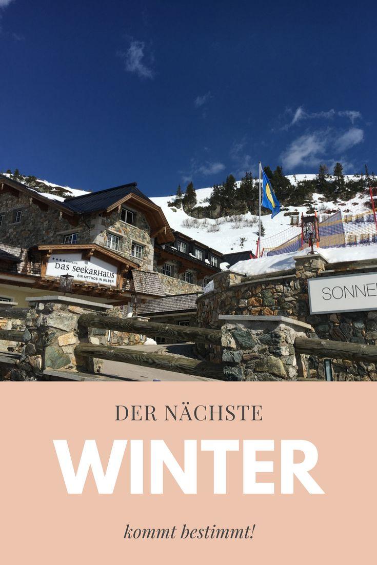 Die gute Nachricht: Der nächste Winter kommt bestimmt! Unverbindliche Informationen zum Skiurlaub in Obertauern auf der Hotel Seekarhaus Website
