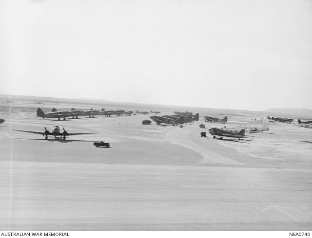 australia and america relationship ww2 airplane