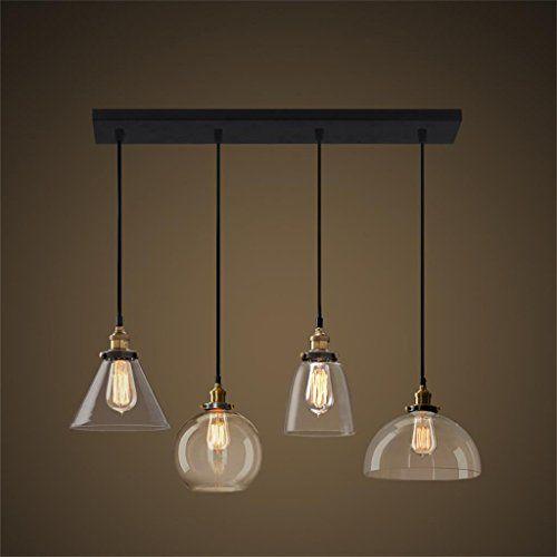 Nordic stile retrò paese americano lampadari personalità creativa loft minimalista negozio di abbigliamento industriale ristorante bar di vetro lampadario Gladys http://www.amazon.it/dp/B01A6VE120/ref=cm_sw_r_pi_dp_bmsMwb1RV0SBR