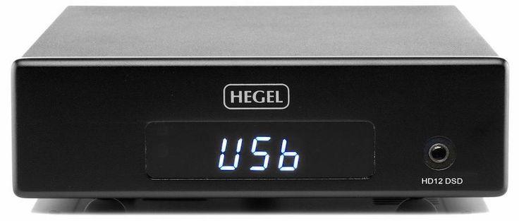Hegel HD12 dac
