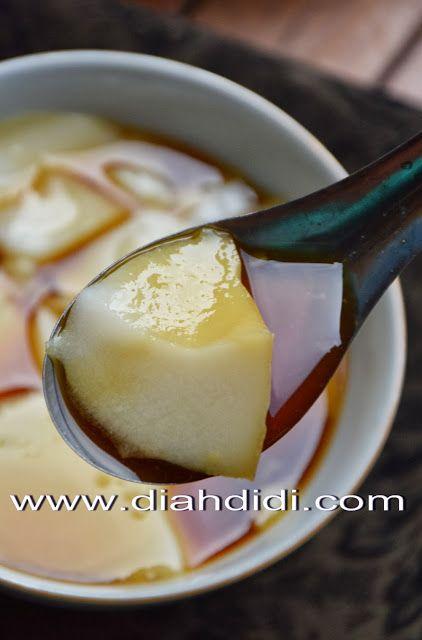 Diah Didi's Kitchen: Wedang Tahu