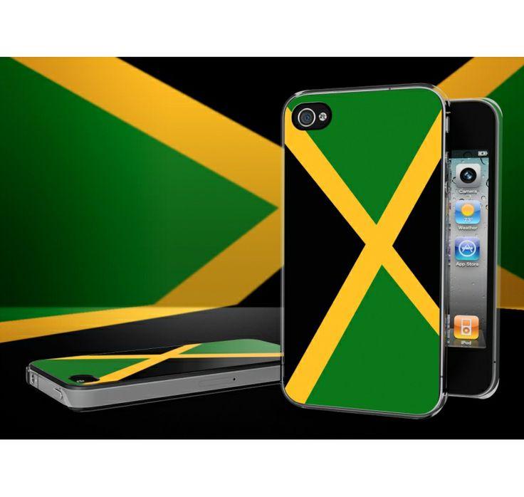 La couleur et sublime pour cette coque iphone Jamaique !