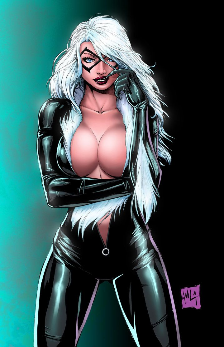 Marvel Black Cat Costume eBay