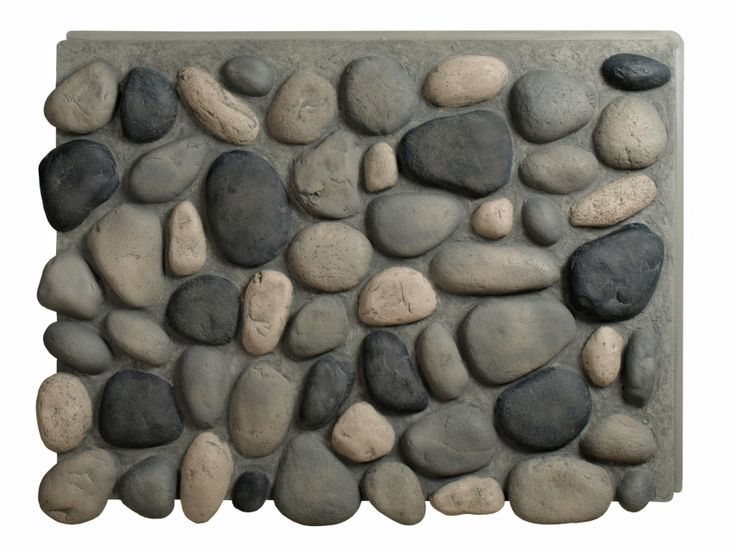 Gorgeous faux river rock can complement any property. Direct from the factory to your door!
