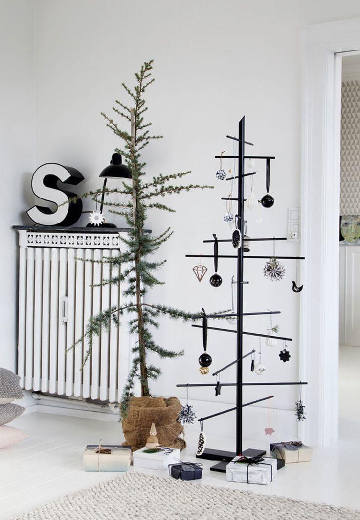 För andra gången den här veckan blickar jag över sundet och bjuder på tittgodis i form av ett hemma-hos-reportage från ett hem med fokus på grafiskt svartvitt och idel dansk design. Ett som publice…