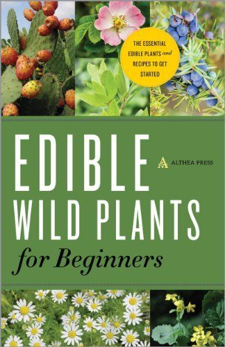 Edible Wild Plants for Beginners: The Essential Edible Plants and Recipes to Get Started by Althea Press, http://www.amazon.com/dp/B00H3TIAT4/ref=cm_sw_r_pi_dp_loeevb1VBB028