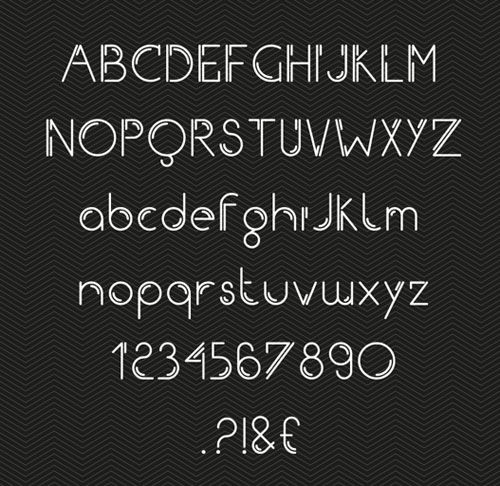50 Remarkable Typefaces for Professional Design-1