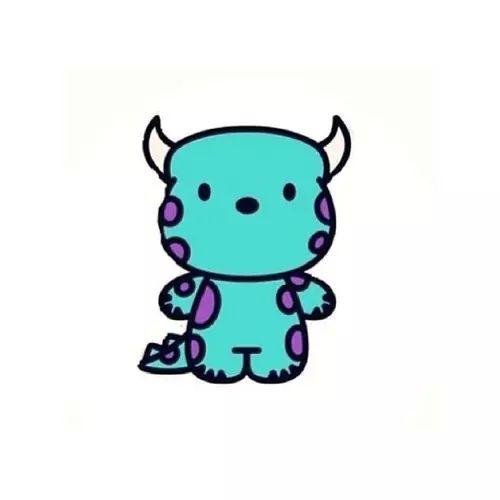 Fan Art: Sully (Monsters Inc).