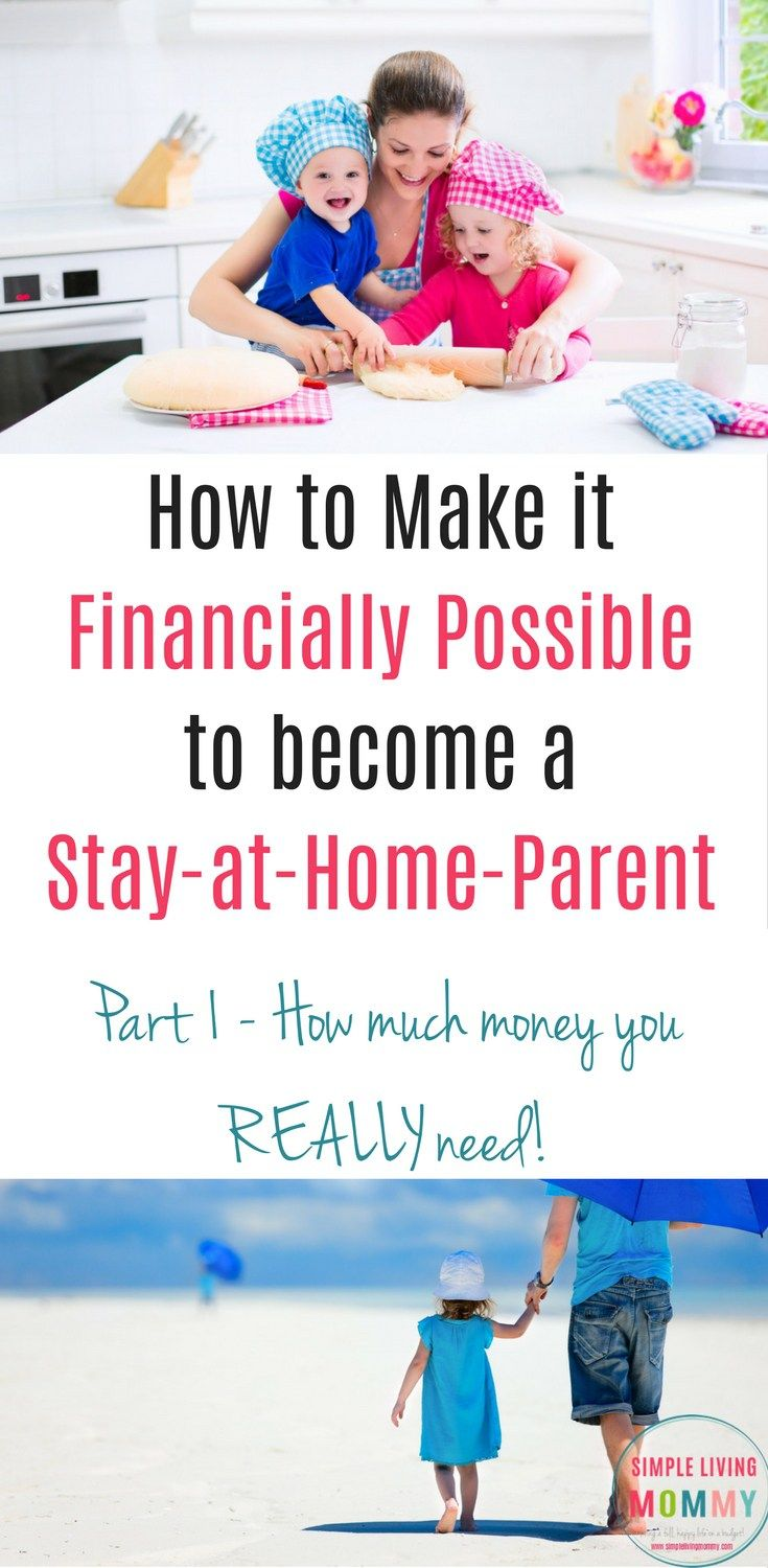 Do you want so badly to stay home with your kids but you just can't afford it?  This blogger created a series to help you take a detailed look at your finances and created activities to help you find the money and resources to become a one income family.