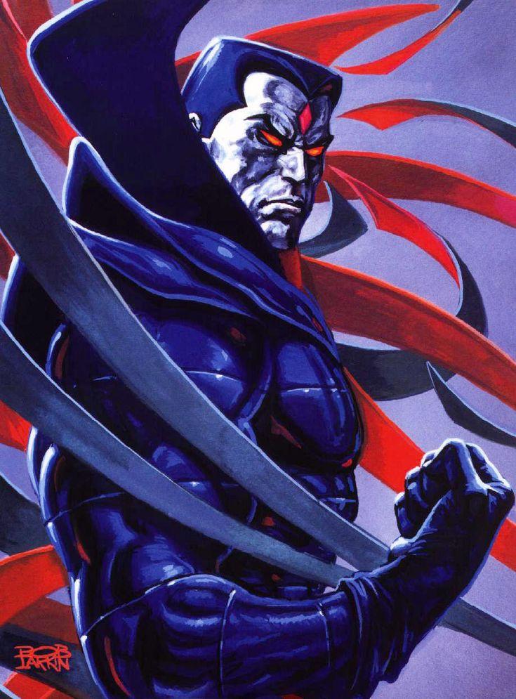 Mister Sinister by Bob Larkin