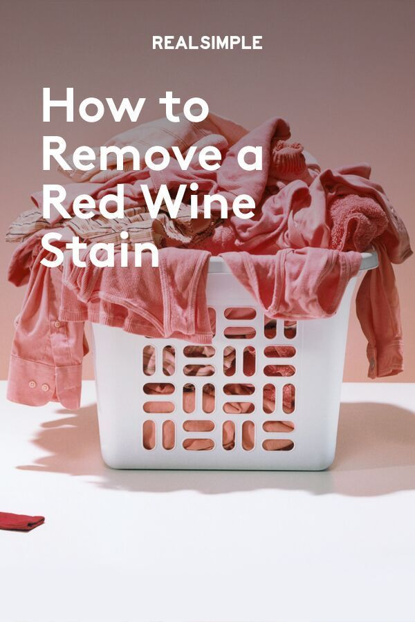 The Easiest Way To Remove A Red Wine Stain No Chemical Cleaners Required Red Wine Stains Wine Stains Red Wine Stain Removal