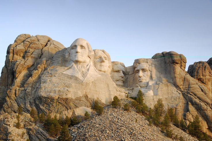 Mount Rushmore, South Dakota, USA.