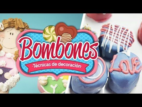 Bombones Cubiertos de Chocolate - YouTube