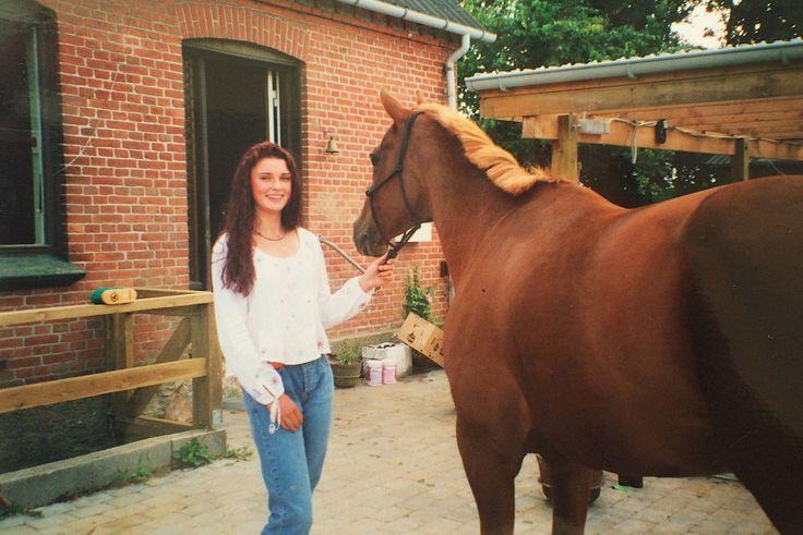 En hestepiges staldtips til lækkert hår