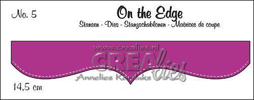 On the Edge die no. 5