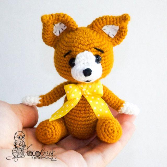 купить вязаную игрушку Украина