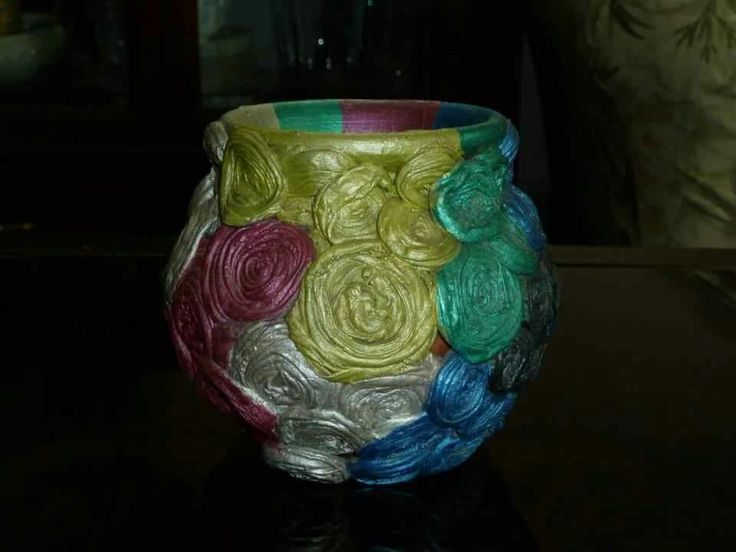 Flower pot !