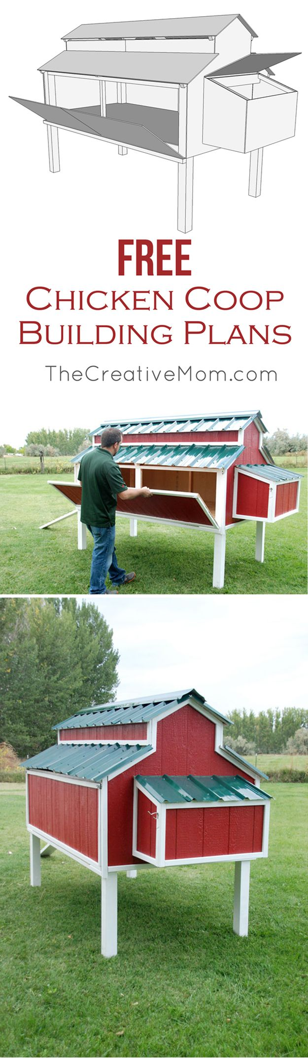 15 more awesome chicken coop designs and ideas how to make a house for the