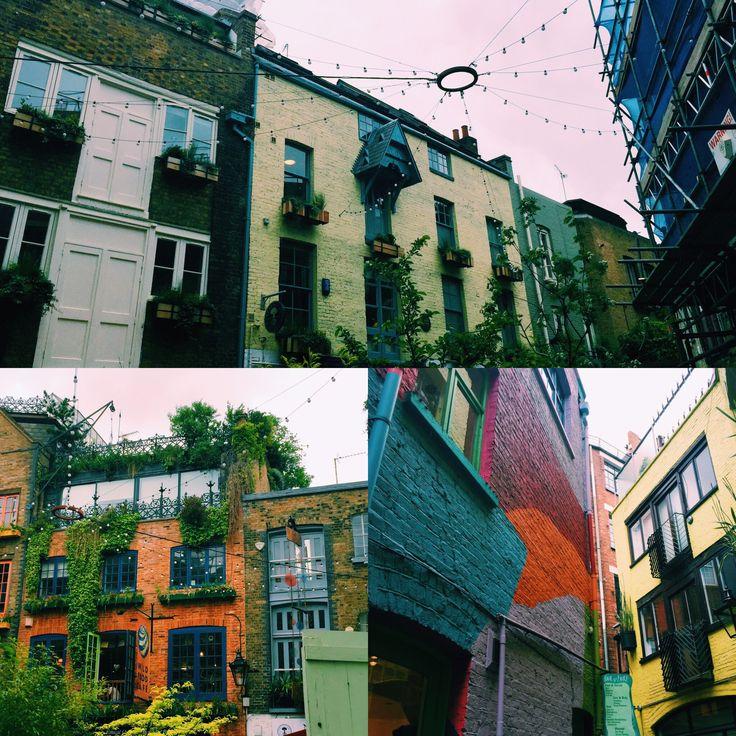 Neal's Yard: A Cheeky London Weekend Break