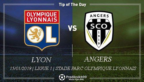 Prediksi Lyon vs Angers, Prediksi Lyon vs Angers 15 Januari 2018, Prediksi Bola Lyon vs Angers, Prediksi Skor Lyon vs Angers, Pasaran Bola Lyon vs Angers