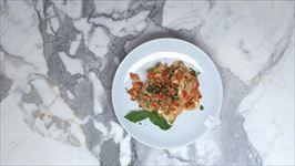 Olive Garden chicken florentine stuffed shells