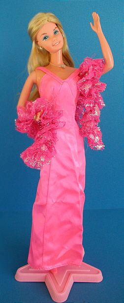 Superstar Barbie - First Barbie I had with pierced ears, ring and necklace - I thought she was wonderful