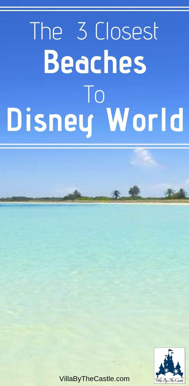 The Closest Beaches To Disney World And Orlando   Florida ...