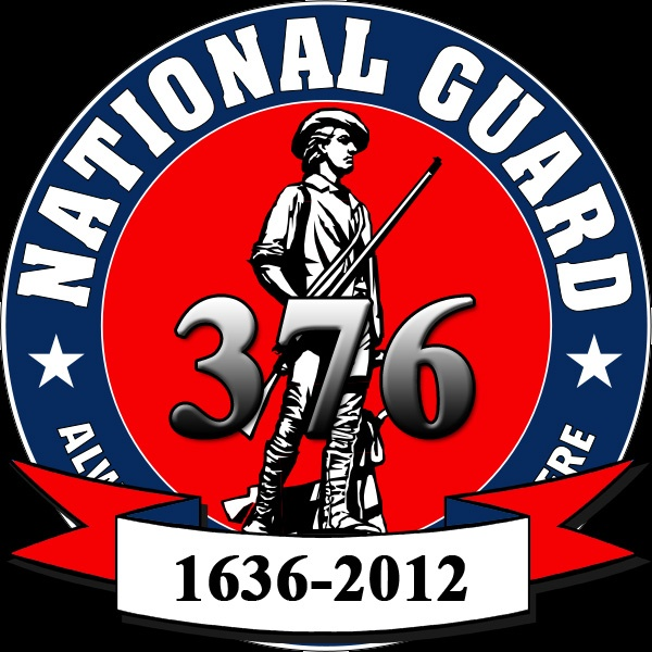 December 13th will be the National Guard's 376th Birthday!!