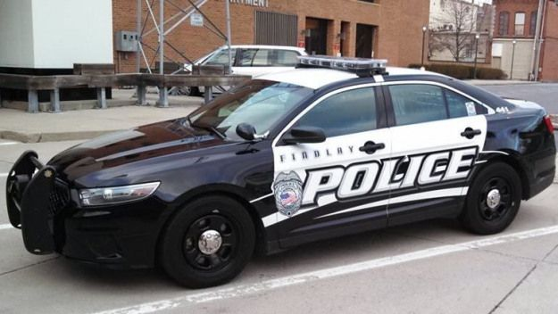 Ford Police Vehicles >> Findlay Oh Police 441 Ford Interceptor Suv Acura Suv