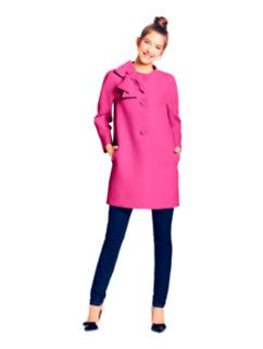 fashion kendall coat by kate spade new york
