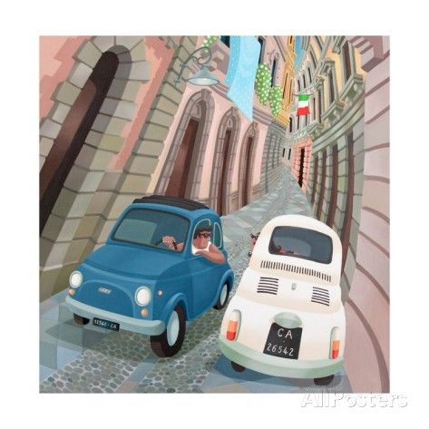 Romeo and Juliet, 2007 Giclee Print by Victoria Webster - AllPosters.co.uk