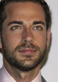 Zachary Levi is so beautiful. And such a nerd. And I love every second of it.