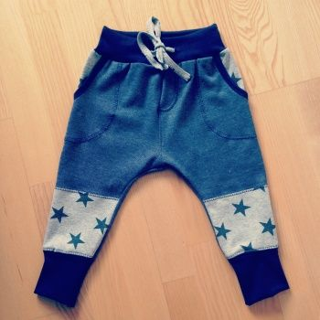 Pants for the little one by Malin Svanberg