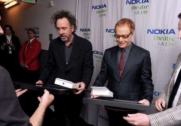 Danny Elfman Photos - (L-R) Director Tim Burton and composer Danny Elfman attend Danny Elfman's Music from the films of Tim Burton at Nokia Theatre L.A. Live on October 31, 2013 in Los Angeles, California. - Danny Elfman's Music from the Films of Tim Burton