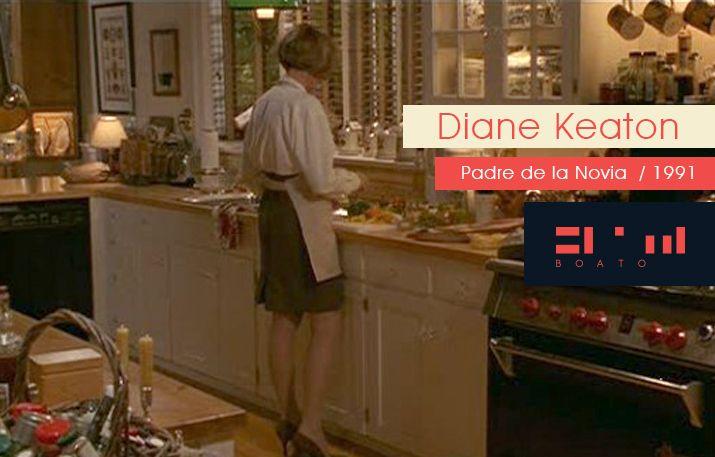En las películas los mejores momentos también pasan en la cocina.