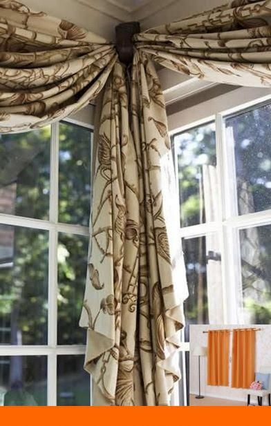 Window Treatment Ideas For Log Cabin Blinds Drapery
