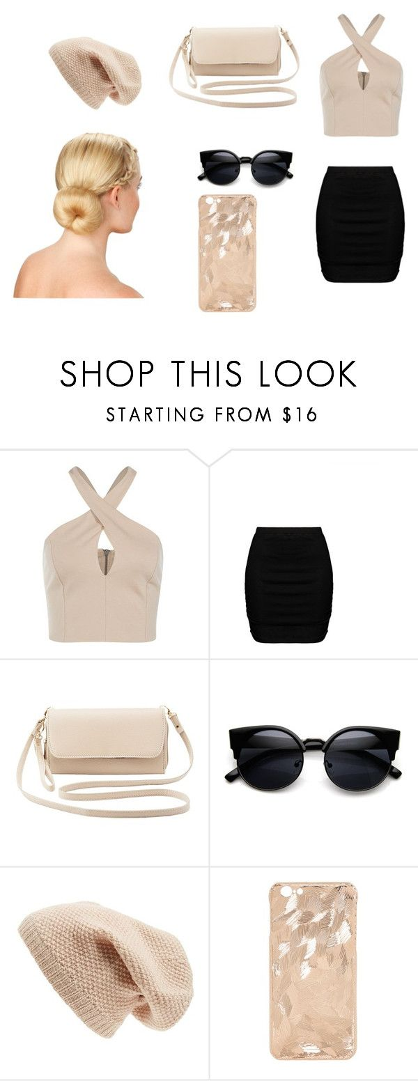 Bone for those.. by jill-nicole-1 on Polyvore featuring Zizzi, Charlotte Russe and Sole Society